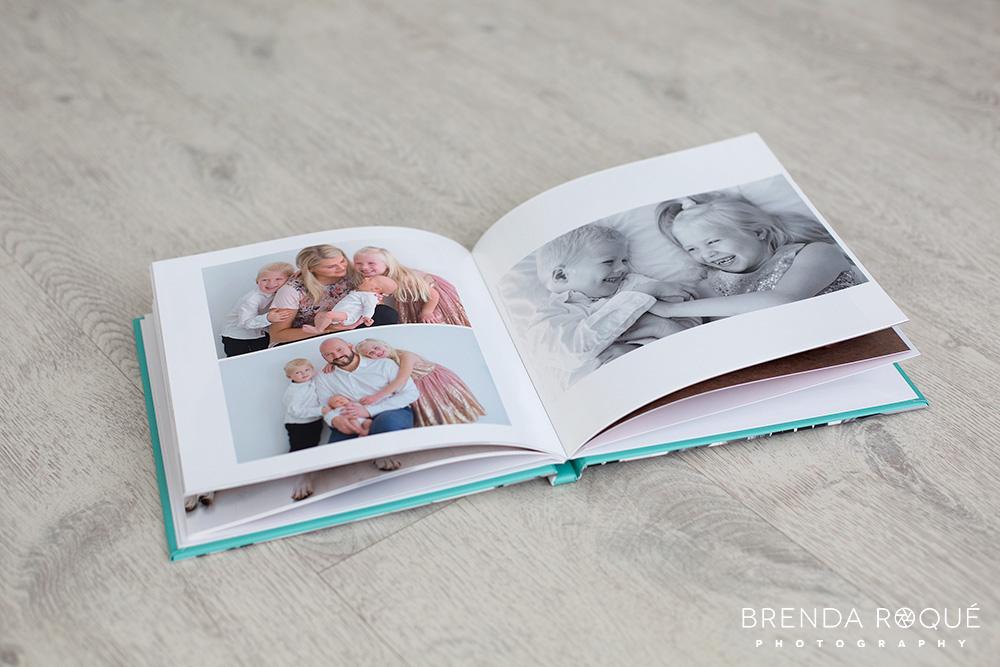 Sesión fotos familia estudio Barcelona Brenda Roqué Photography