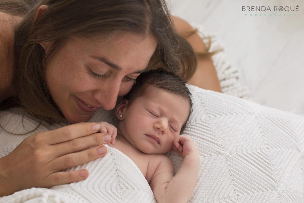 Sesión recién nacido newborn Barcelona Brenda Roqué Photography