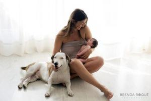 Sesión fotográfica newborn Barcelona – La pequeña Eden